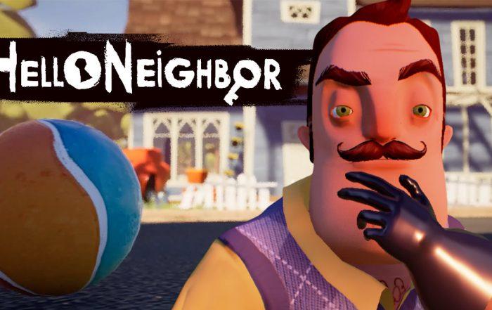 Hello Neighbor Free Download