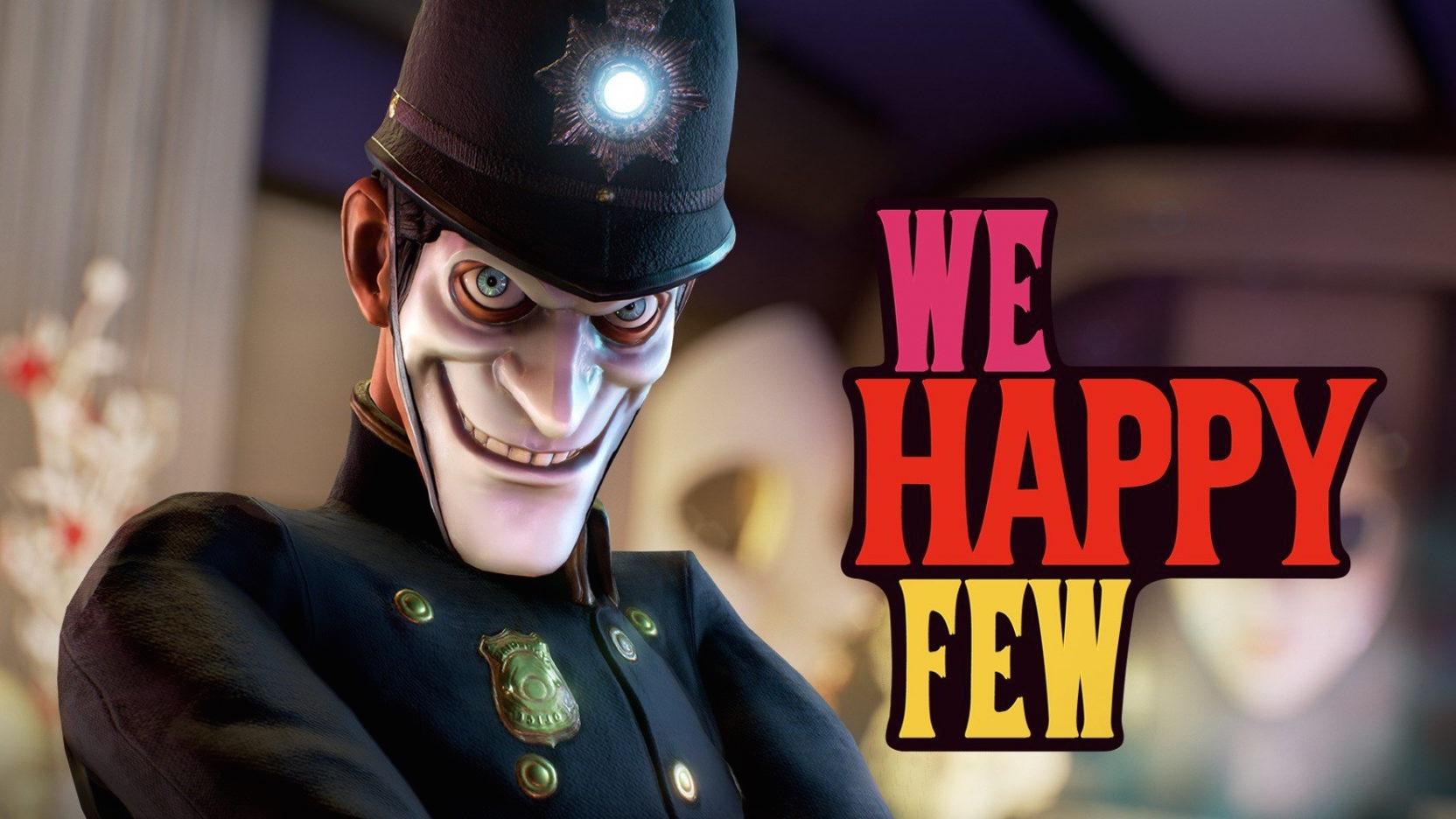 We Happy Few Free Download