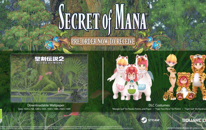 Secret of Mana Free Download