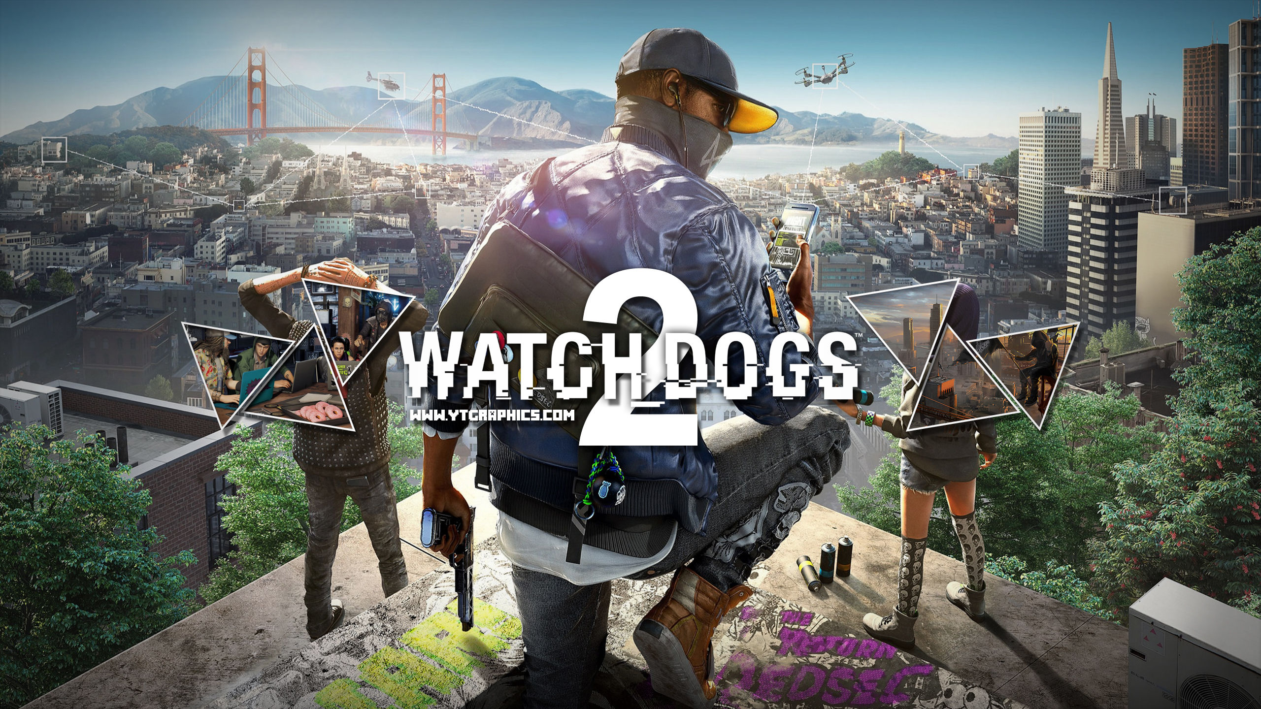 Pictures Of Watch Dogs 2: Watch Dogs 2 Free Download
