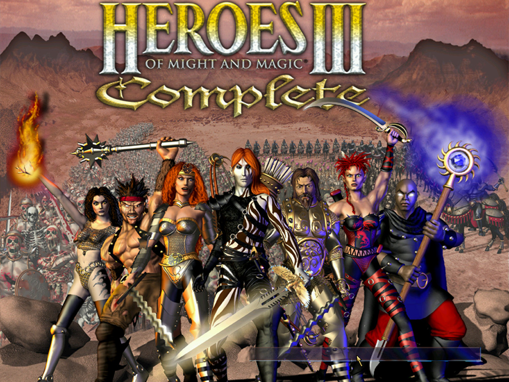 Heroes of Might and Magic 3 HD Edition - Download