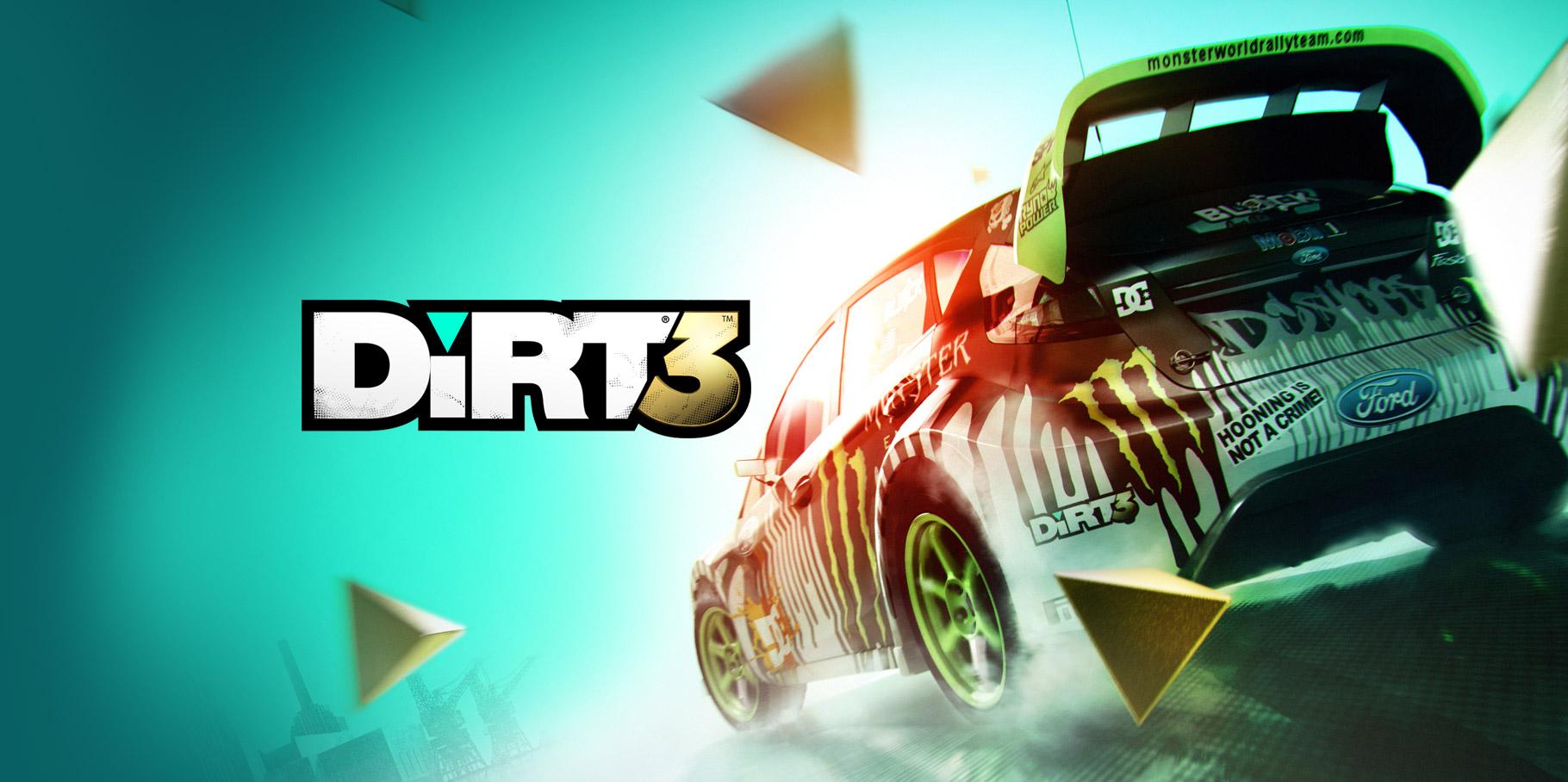 DiRT 3 Free Download