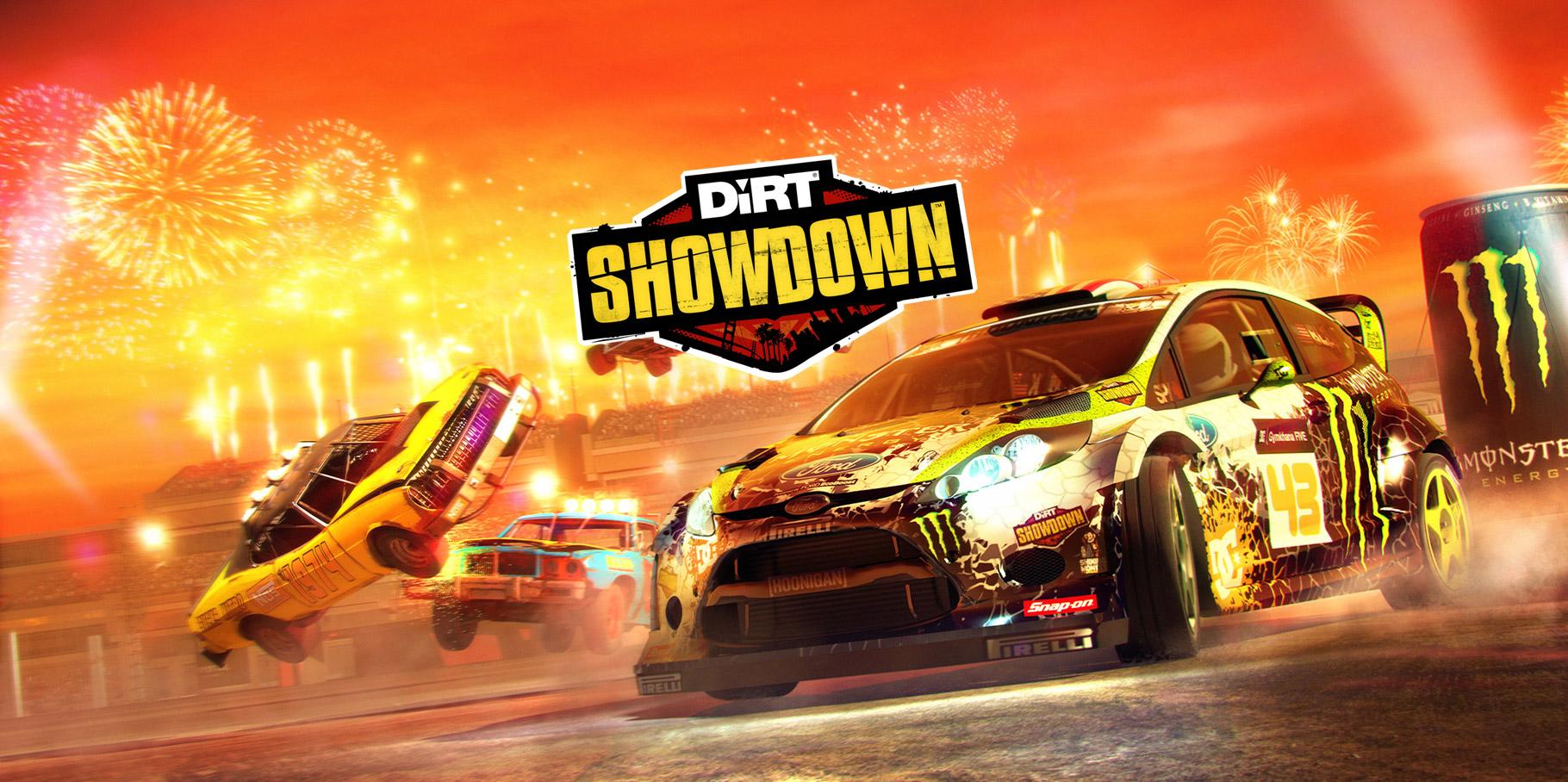 DiRT Showdown Free Download