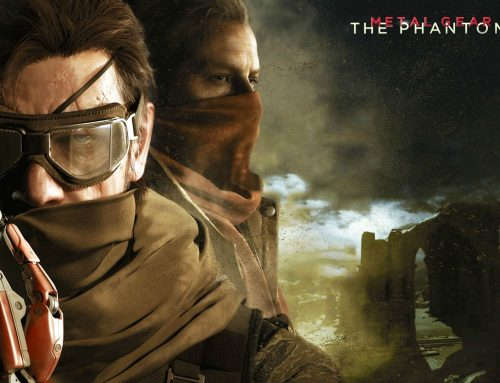 Metal Gear Solid V: The Phantom Pain Free Download