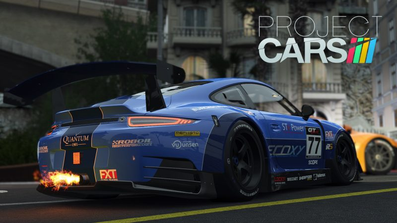 Project Cars Free Download Gametrex