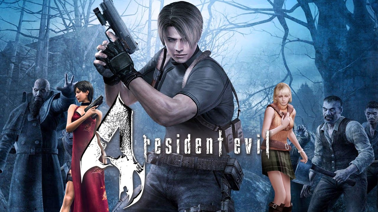 Resident Evil 4 Free Download