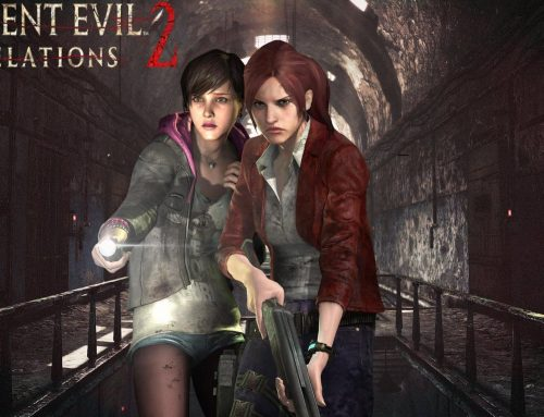 Resident Evil: Revelations 2 Free Download