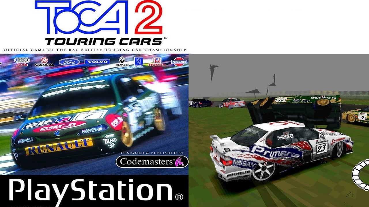 TOCA 2 Touring Car Challenge Free Download