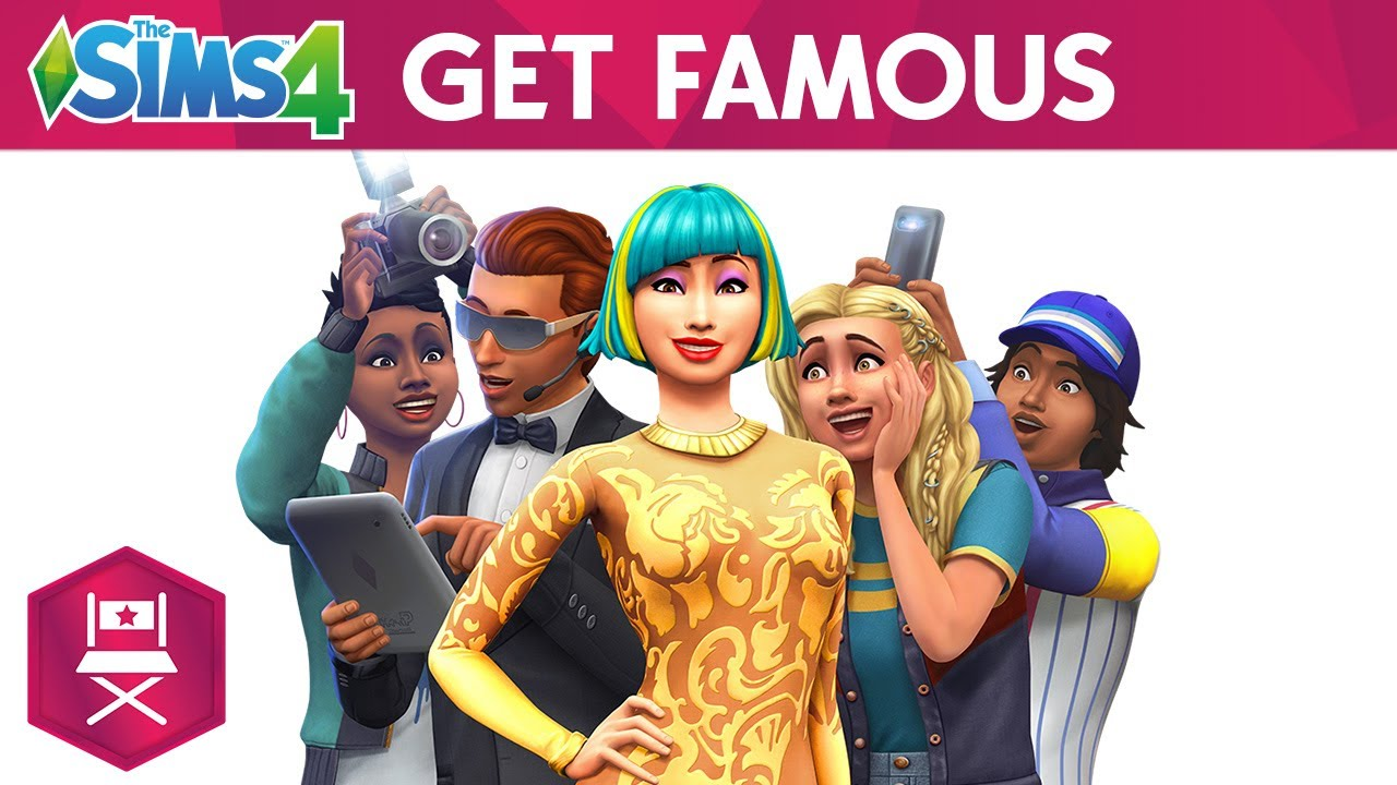 The Sims 4: Get Famous Free Download