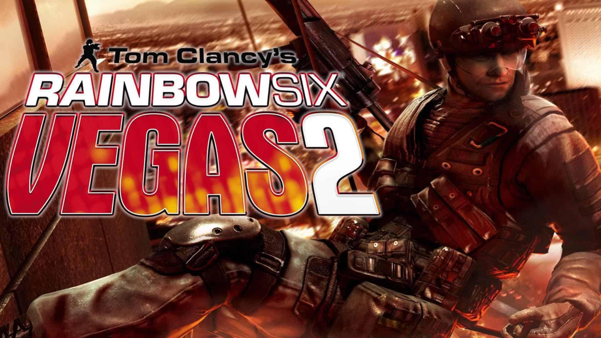Rainbow Six Vegas 2 Crack