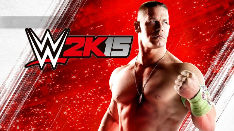 WWE2K15 PC TÉLÉCHARGER