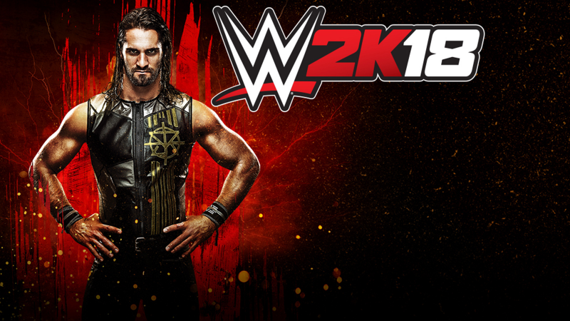 WWE 2K18 Free Download