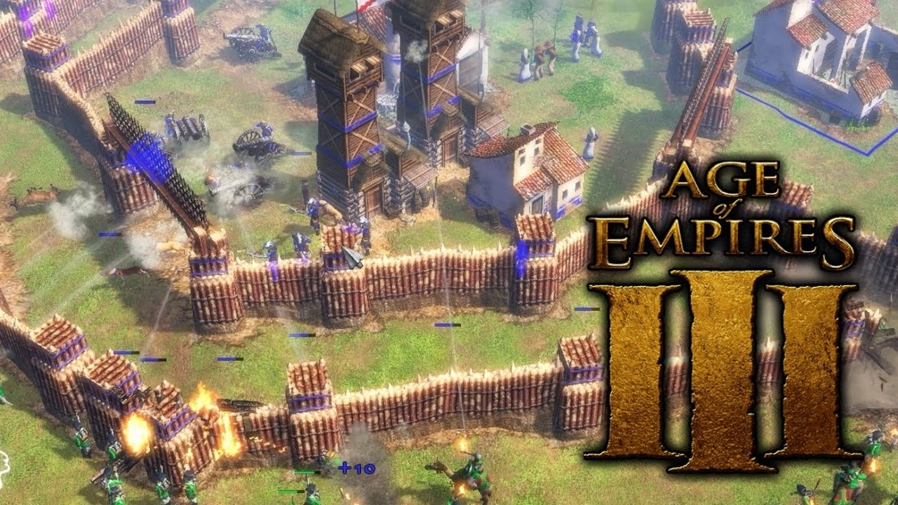 age of empire 3 free download full version