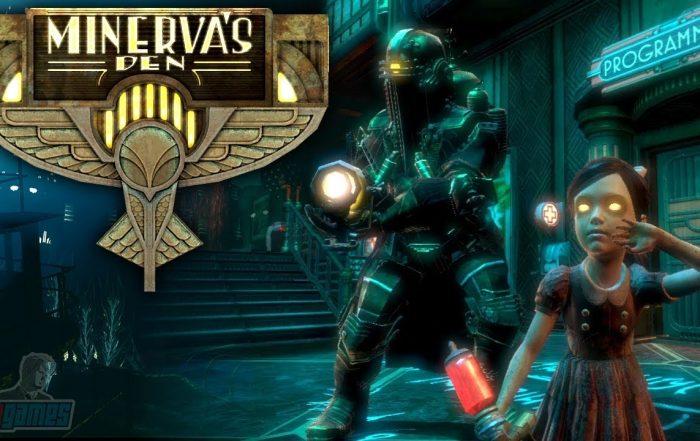 BioShock 2 Minerva's Den Remastered Free Download
