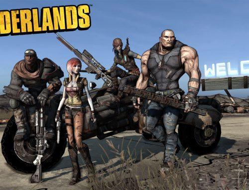 Borderlands Free Download