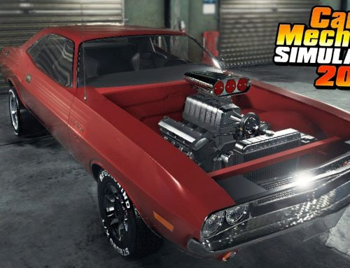 Car Mechanic Simulator 2018 Free Download