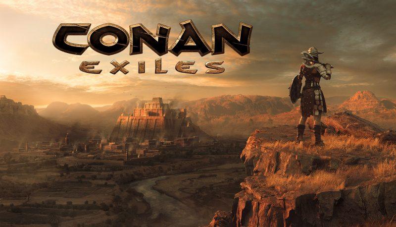 conan exiles download size