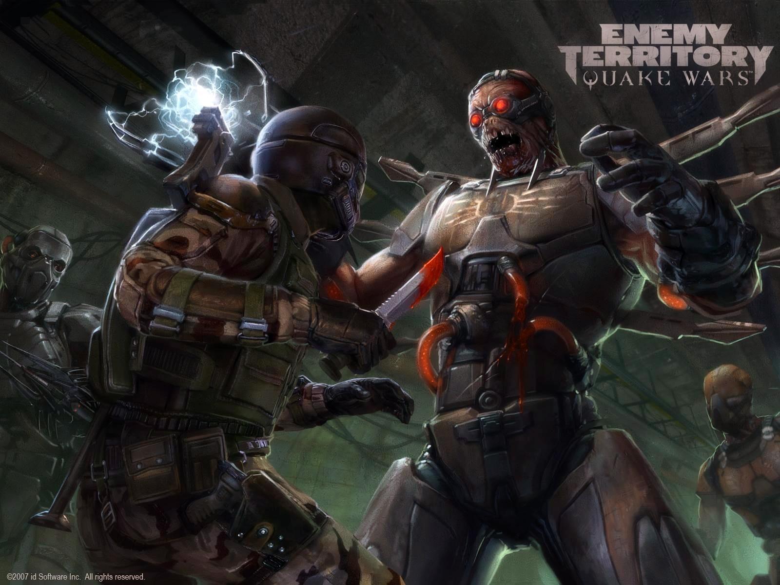Enemy Territory Quake Wars Free Download