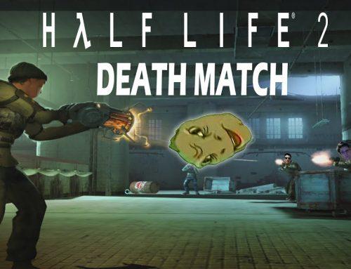 Half Life 2 Deathmatch Free Download