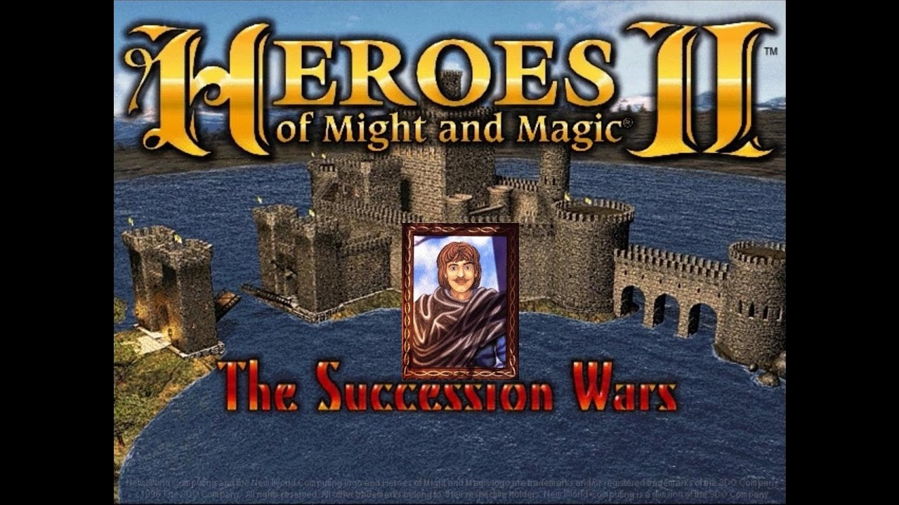 Heroes of Might and Magic 2 Free Download