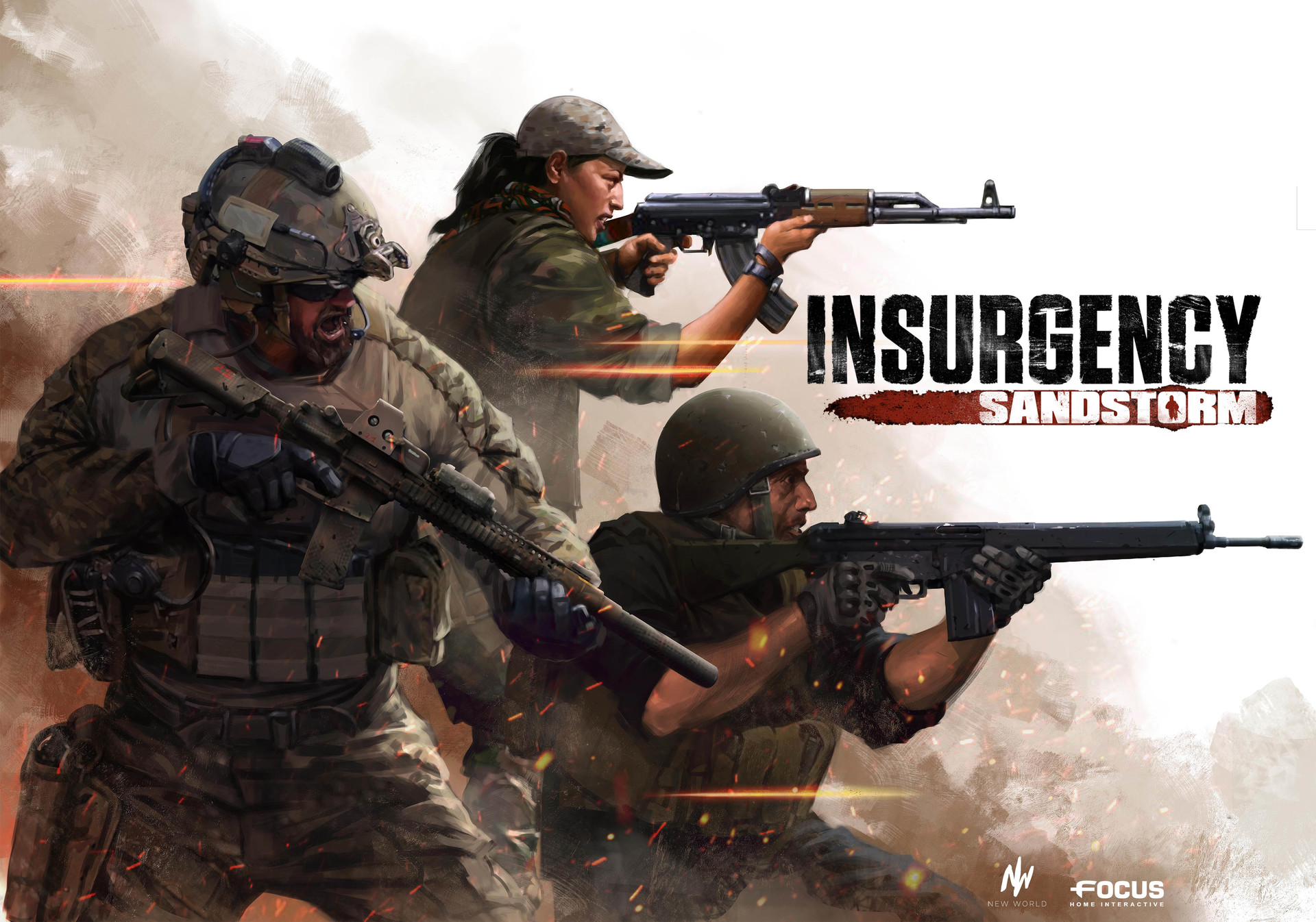 Insurgency Sandstorm Free Download