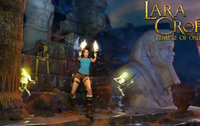 Lara Croft and the Temple of Osiris Free Download