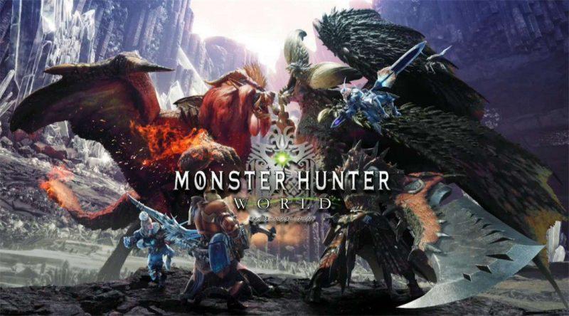 Monster Hunter World Free Download Gametrex