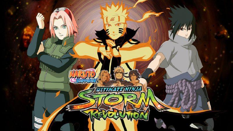 download game naruto shippuden ultimate ninja storm revolution pc