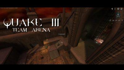Торрент quake 3 arena team arena