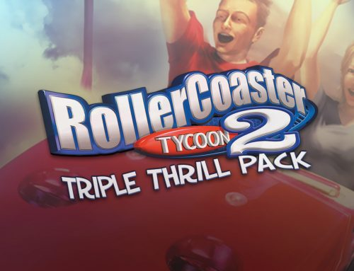 Rollercoaster Tycoon 2: Triple Thrill Pack Free Download