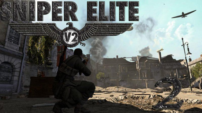 sniper elite v2 free download full version pc