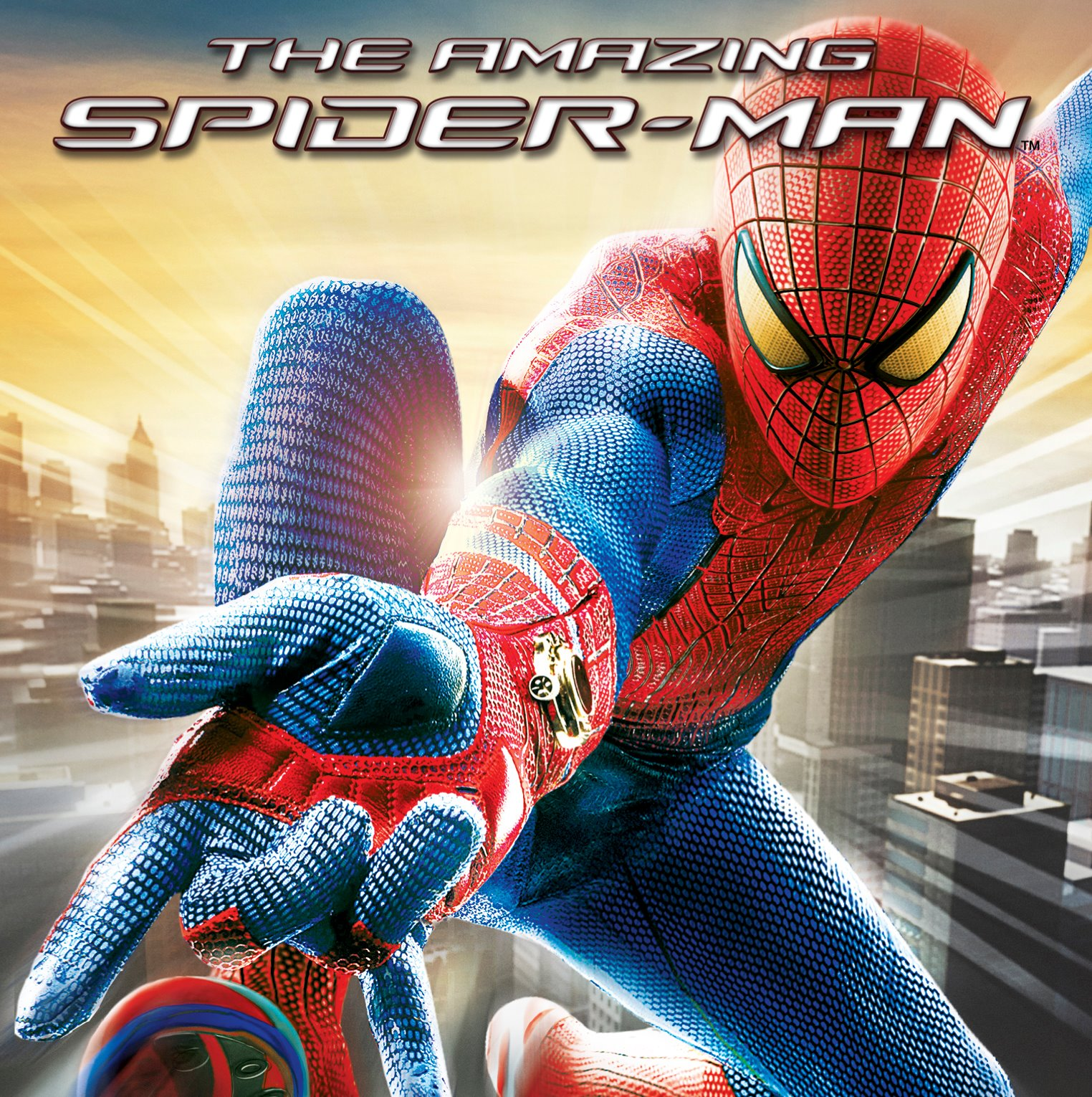 The Amazing Spider-Man 2012 Game Free Download