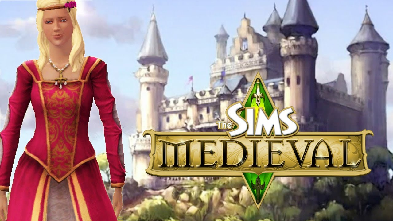 sims medieval free play