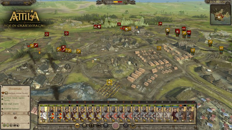 Total war attila free torrent download | Total War Attila Download