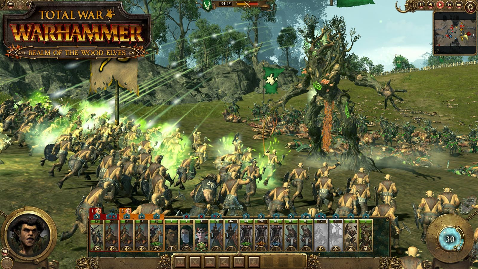 Total War: WARHAMMER - The King And The Warlord Crack