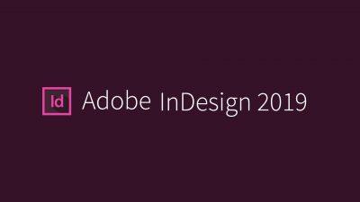 Adobe InDesign CC 2019 Free Download