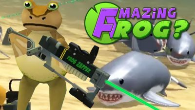 Amazing Frog Free Download