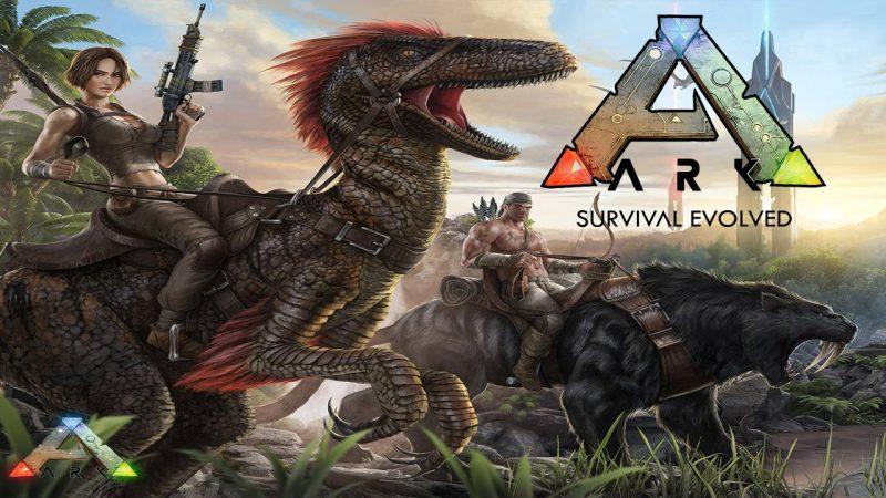 download game ark survival evolved highly compressed