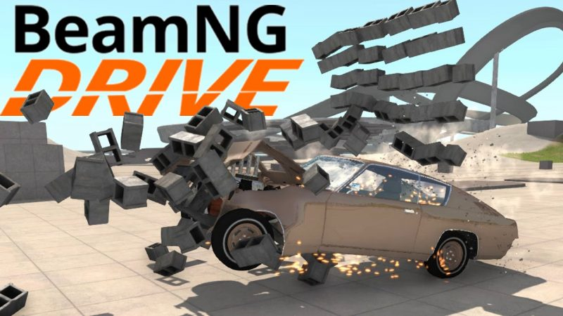 beamng drive game free download for pc