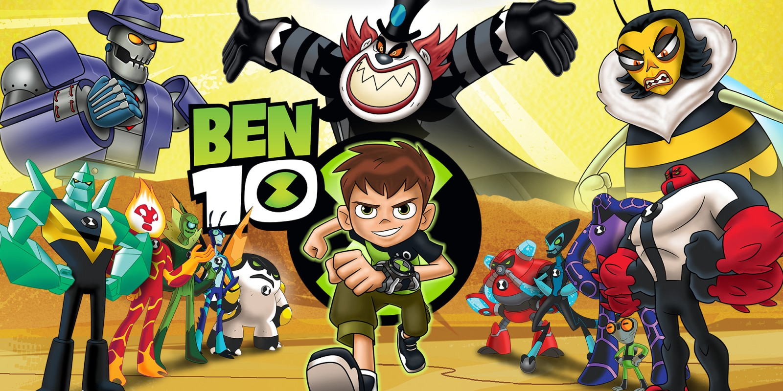 Ben10 Free Download