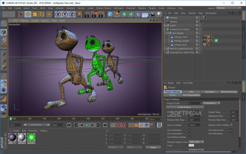Cinema 4D R20 Free Download | GameTrex