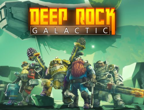 Deep Rock Galactic Free Download
