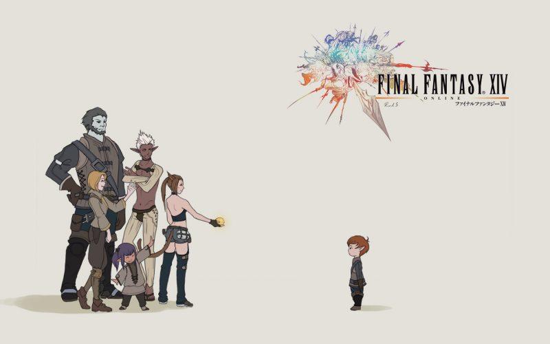 Final Fantasy XIV Online Free Download