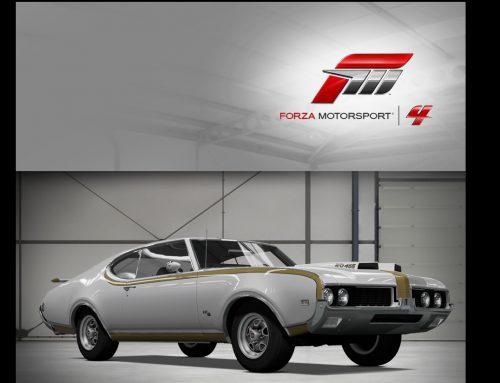 Forza Motorsport 4 Free Download