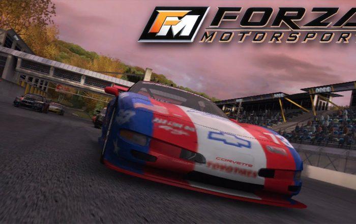 Forza Motorsport Free Download