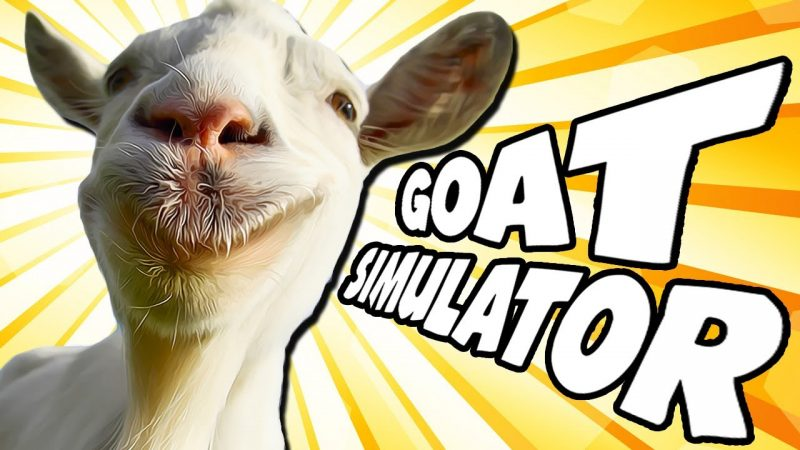goat simulator download for free