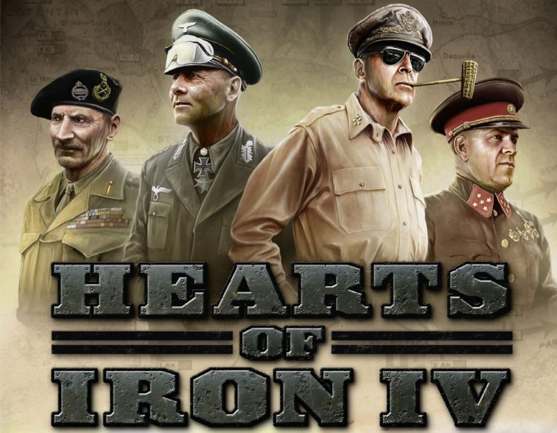 Hearts of Iron IV Free Download