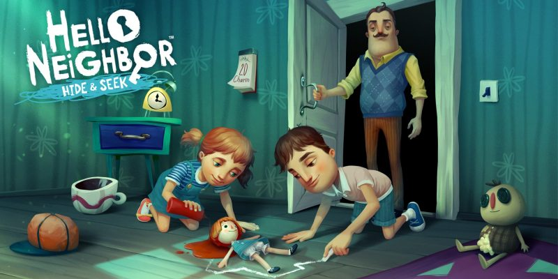 Hello Neighbor: Hide and Seek Free Download | GameTrex