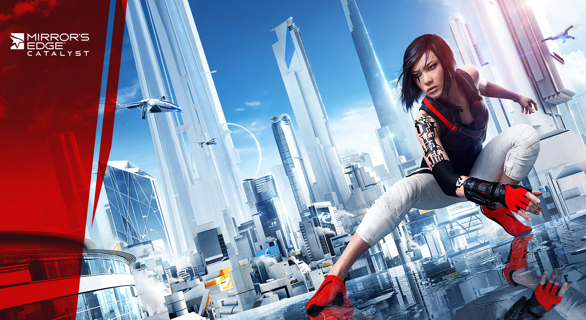Mirror's Edge Catalyst Free Download