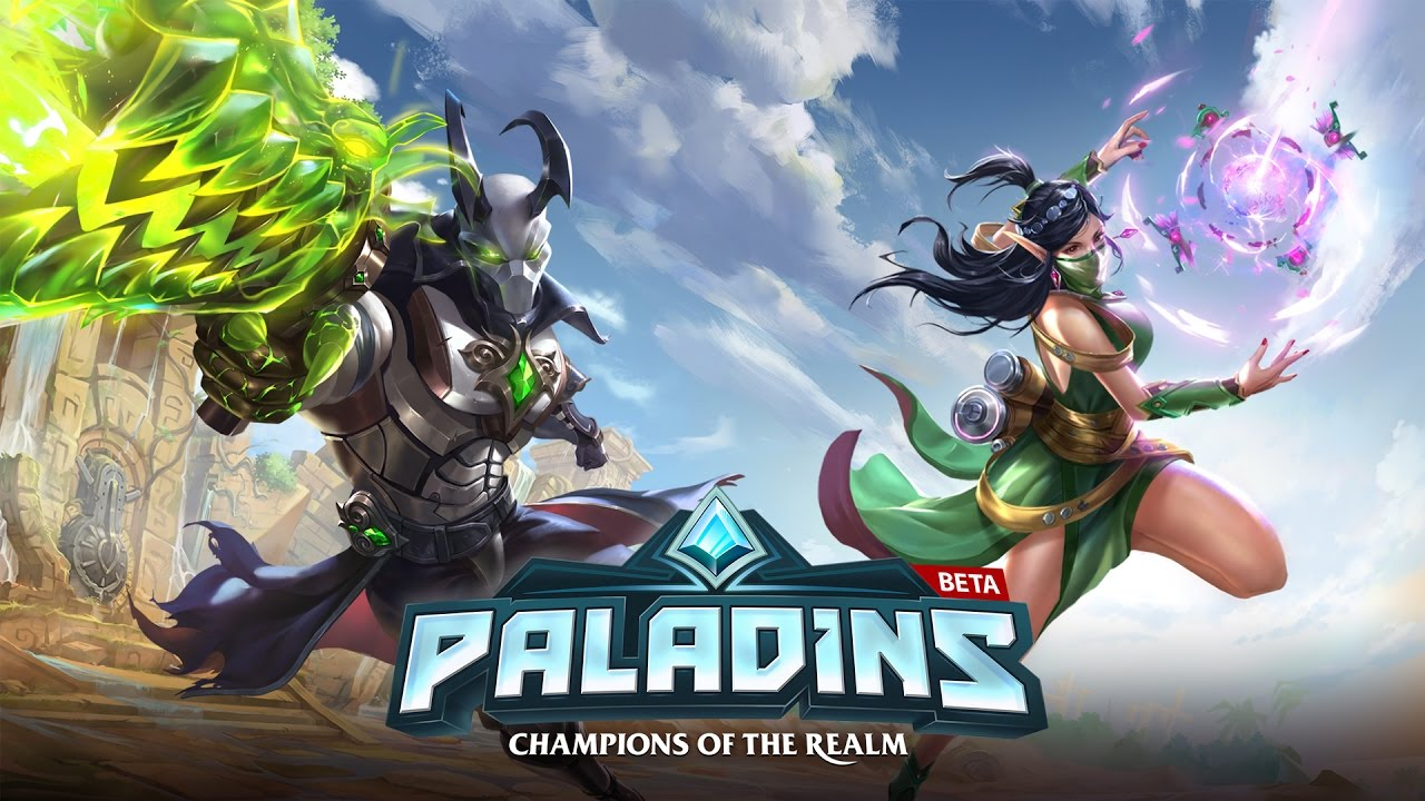 Paladins Free Download
